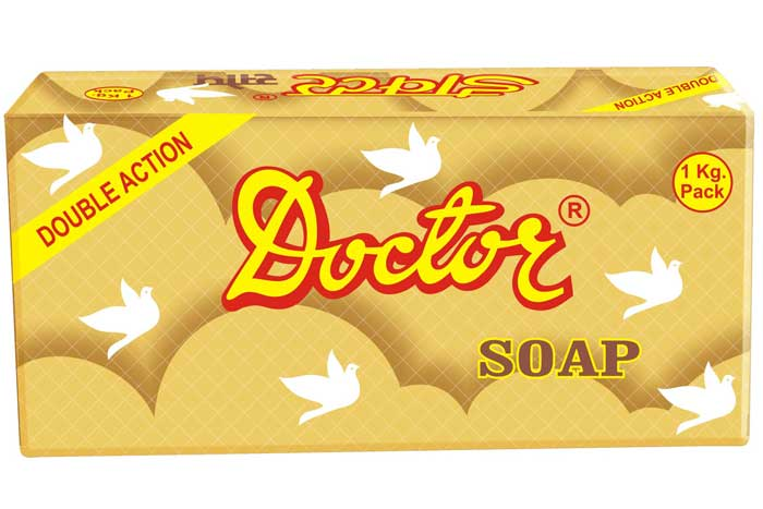 Doctor Soap Double Action